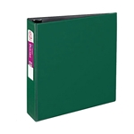 "Green 2"" Slant-D 3-Ring Binder 