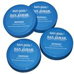 San Jamar - Rapi-Kool Replacement Caps (4pk) | Public Kitchen Supply