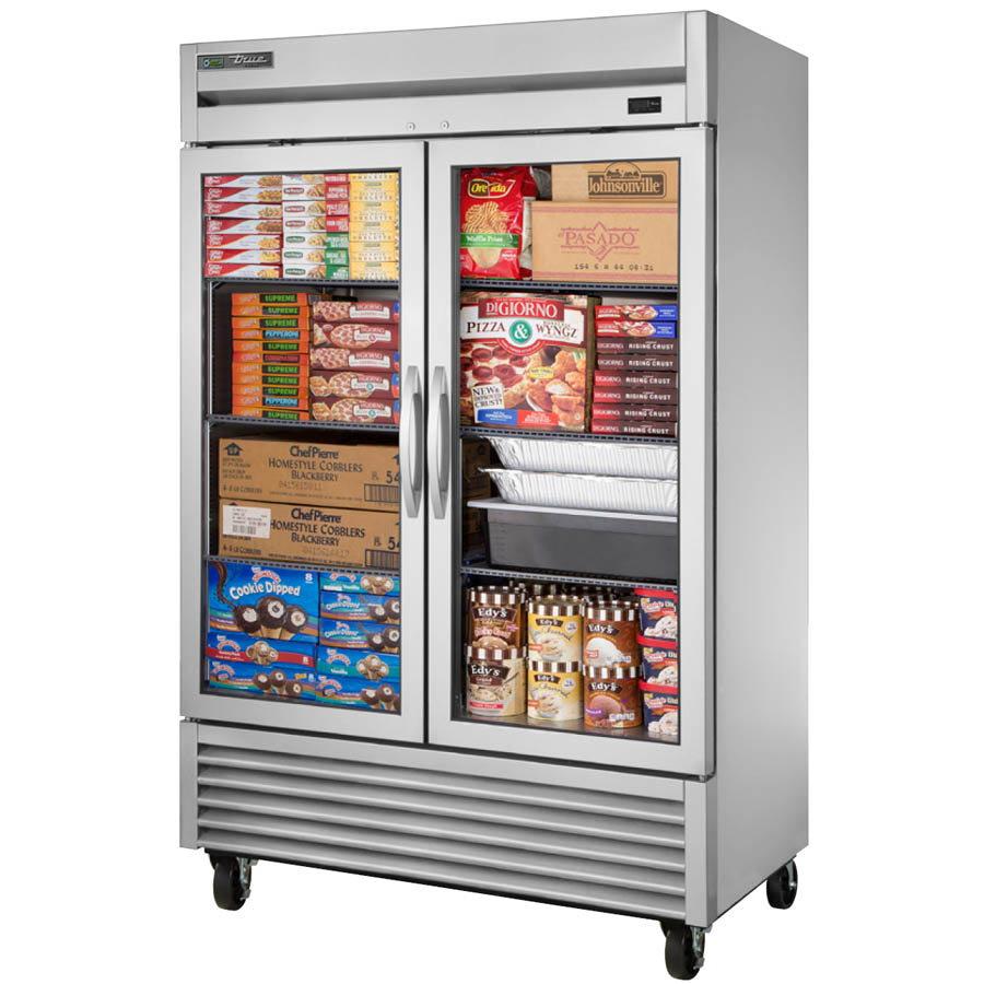 True- Freezer, Reach-In TS-49FG-HC-FGD01 | Public Kitchen Supply