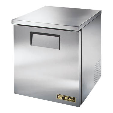 "True - Low Profile 27"""" Undercounter Freezer 