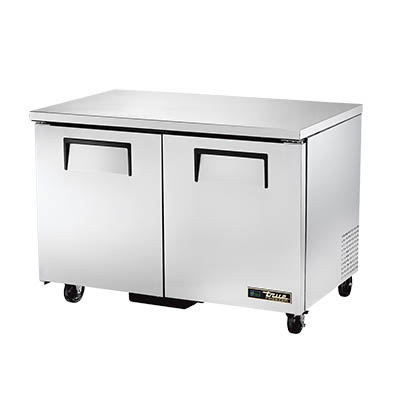 "True - 48"""" Undercounter Freezer 