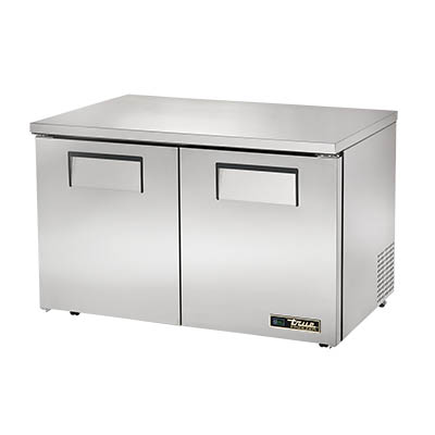 "True - Low Profile 48"""" Undercounter Freezer 