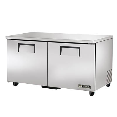 "True - 60"""" Undercounter Freezer 