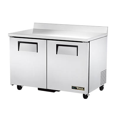 "True - 48"""" Worktop Freezer 