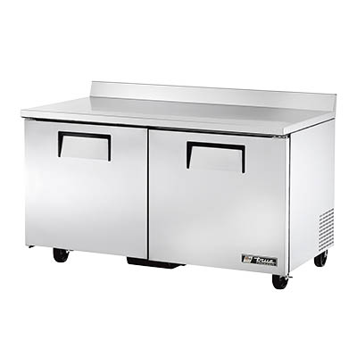 "True - 60"""" Worktop Freezer 