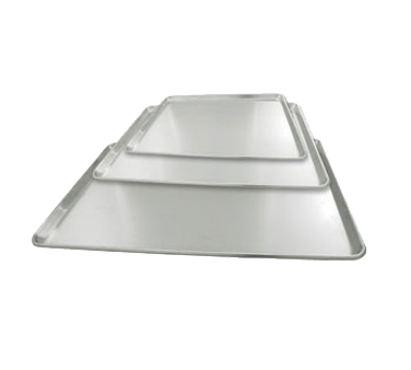 Update International - 1/4 Size Aluminum Bun Pan | Public Kitchen Supply