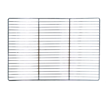 "Update International - 25"""" x 17"""" Chrome Wire Grate 