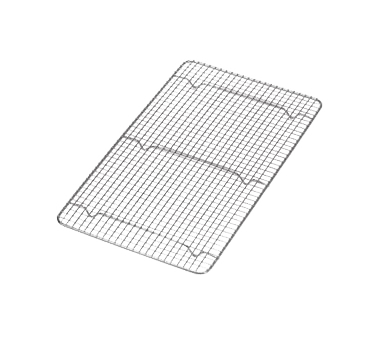 "Update International - 10"""" x 18"""" Wire Grate 