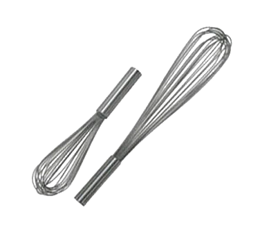 "Update International - 14"""" Stainless Piano Whip 