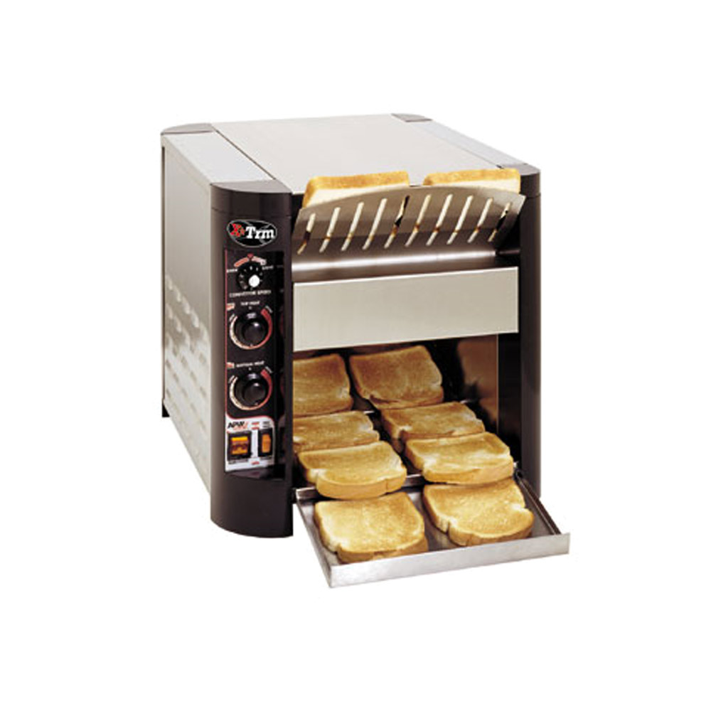 Adcraft Conveyor Toaster ~ The tools for a perfect catered brunch