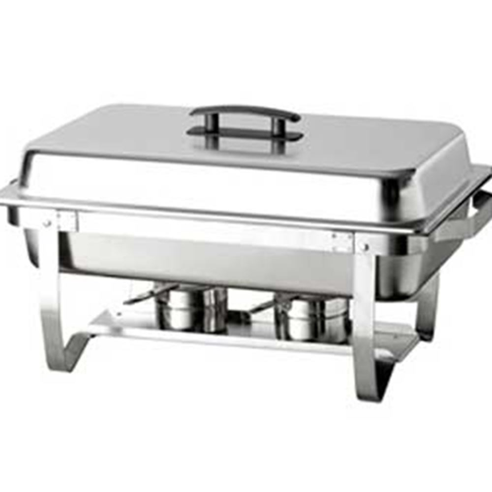Update International - EZ-Stor Folding Chafer (SS) | Public Kitchen Supply