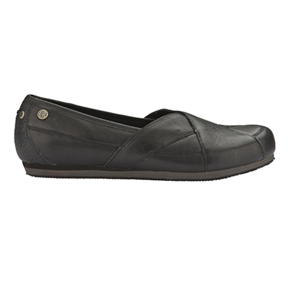 Mozo - Women's Sport Leather Shoe (Black) | Public Kitchen Supply