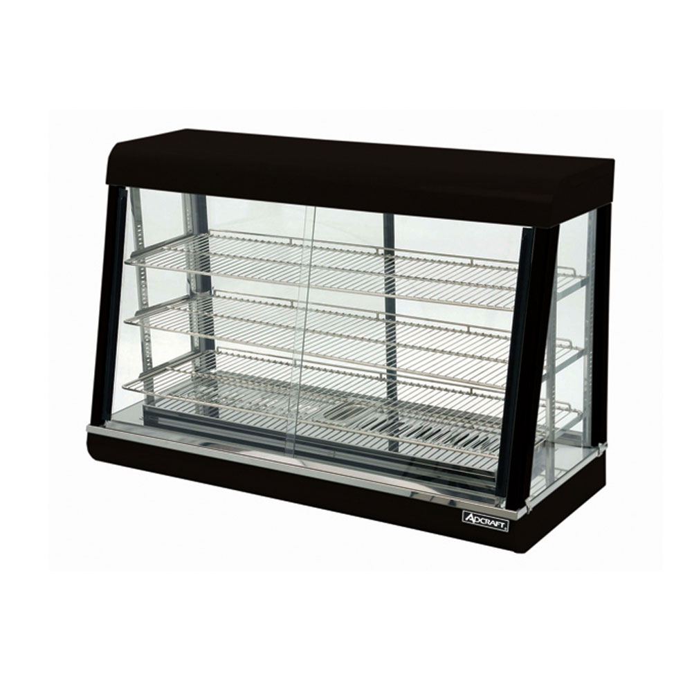 "Adcraft - 48"" Heated Food Display 