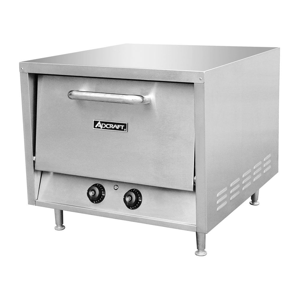 "Adcraft - 22"" Pizza Oven 