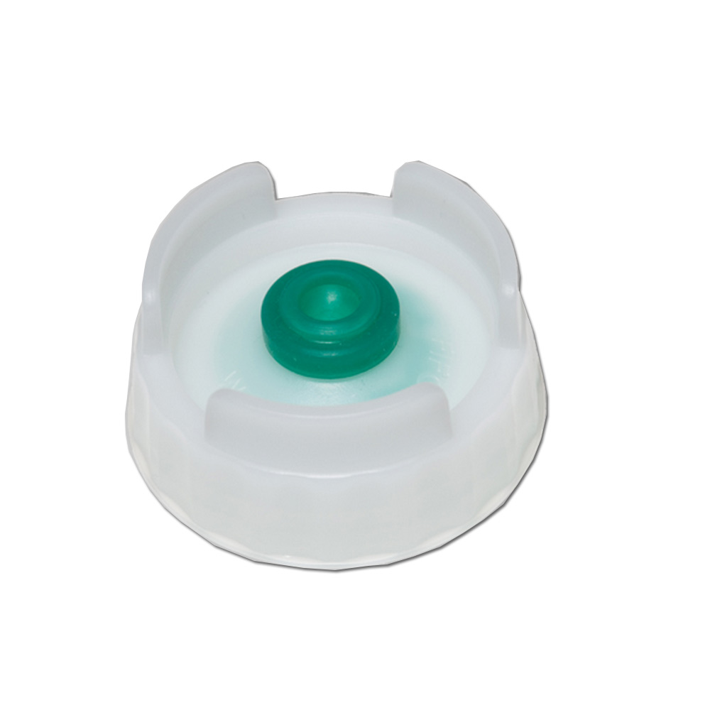 Fundamental Designs - Small Valve FIFO Dispensing Cap (6 ct) | Public Kitchen Supply