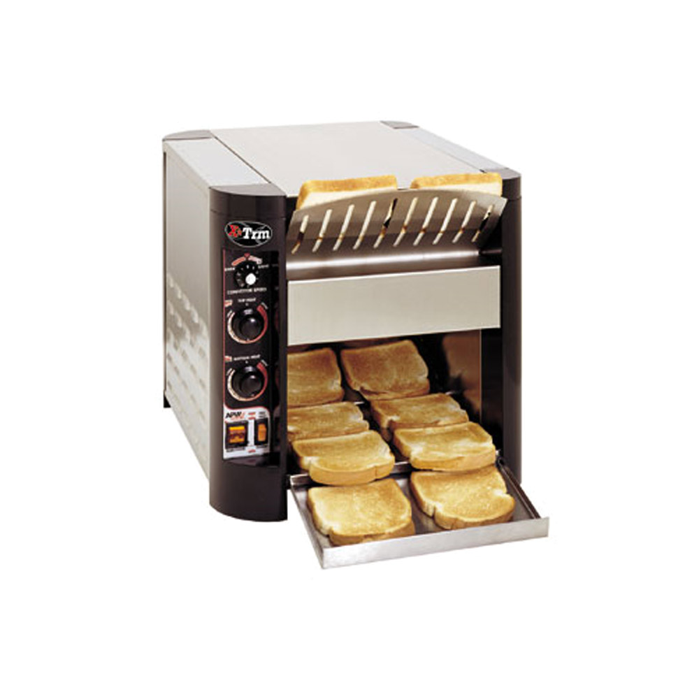 "APW Wyott - 13"""" Wide Radiant Conveyor Toaster (2"""" Open) 