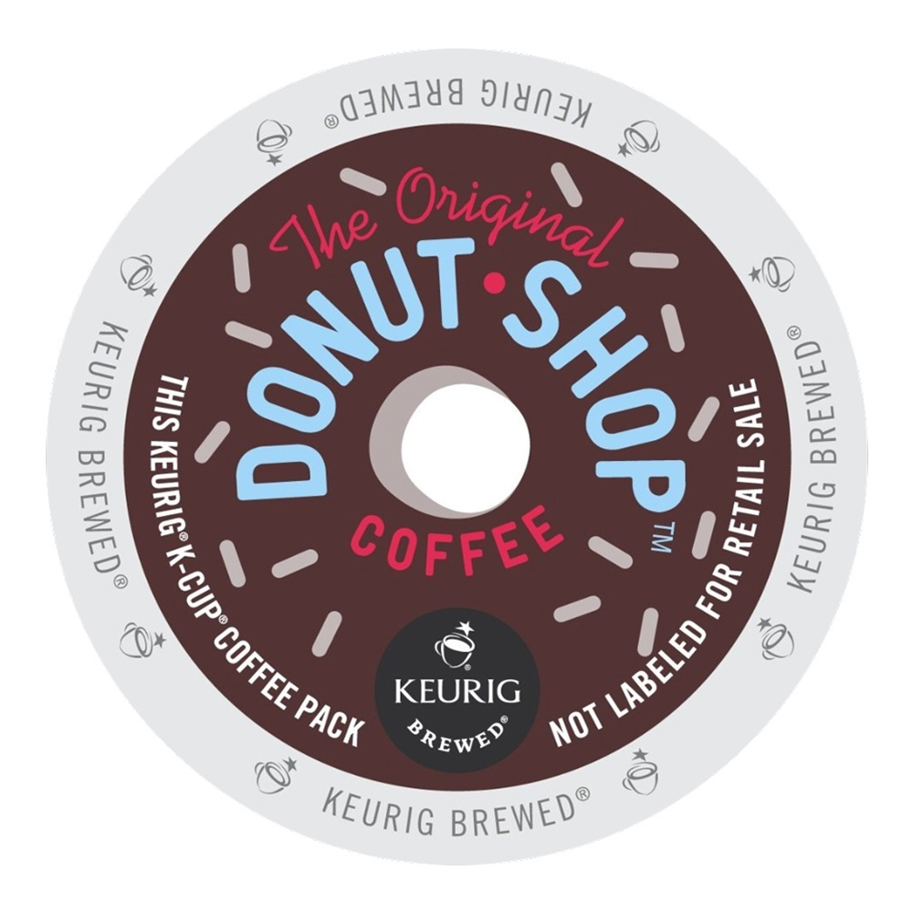 The Original Donut Shop - The Original Donut Shop Regular K-Cups | Public Kitchen Supply