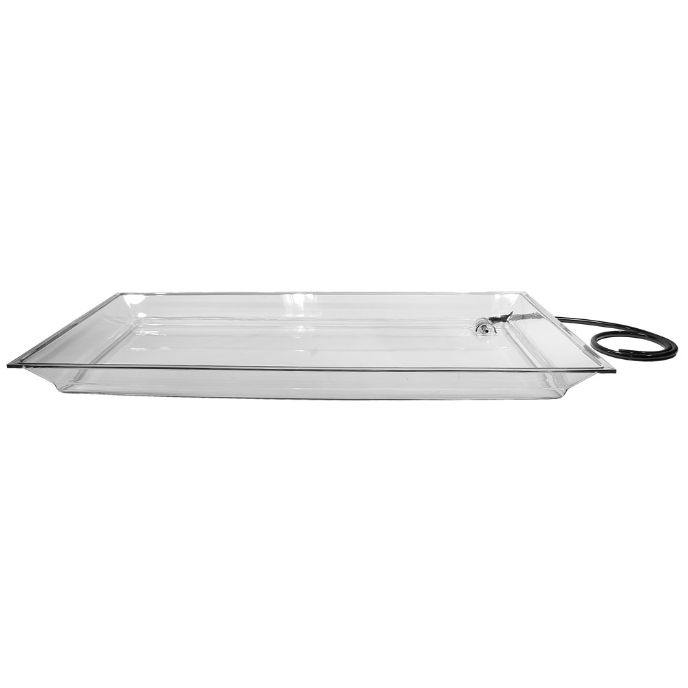Cal-Mil - Extra Rectangular Ice Pans | Public Kitchen Supply