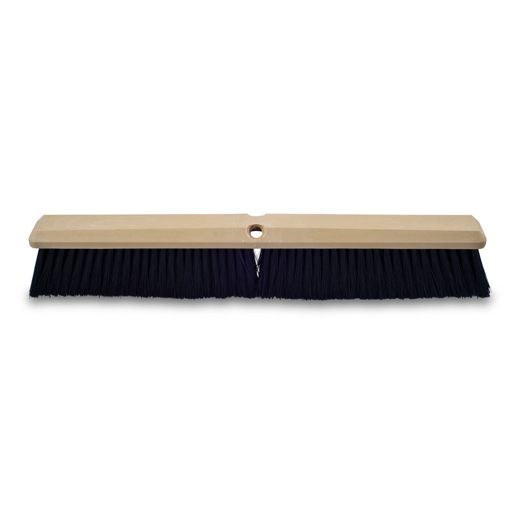 "Wilen - 24"" Threaded Push Broom Head 
