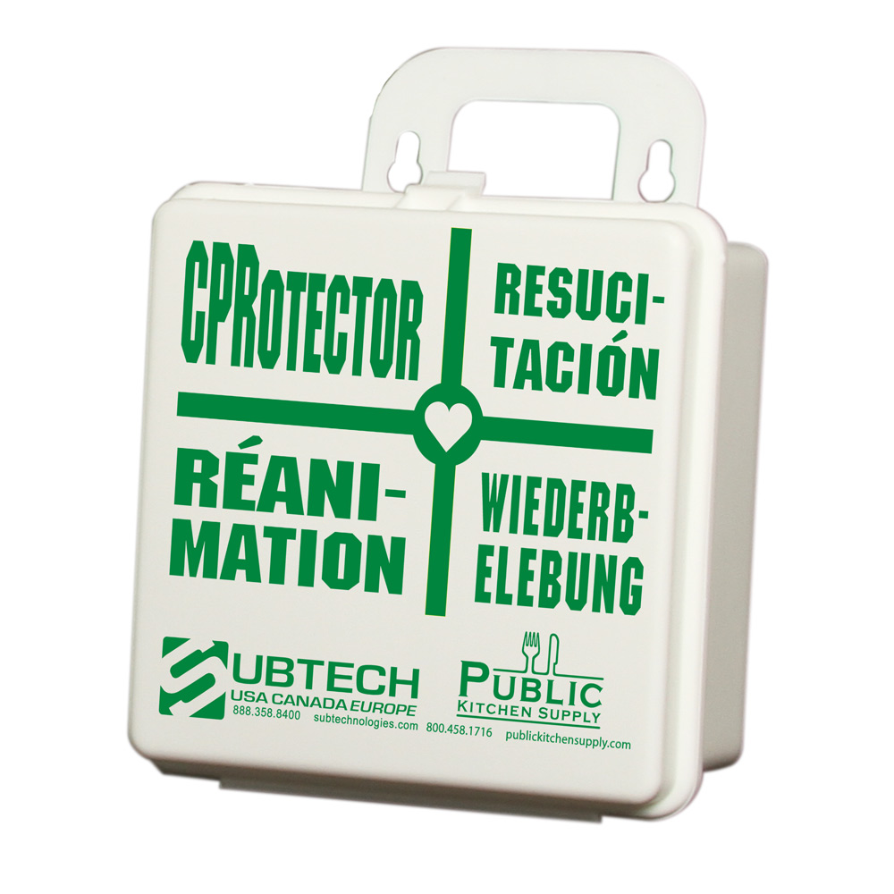 Certified Safety Mfg - CPR Kit | Public Kitchen Supply