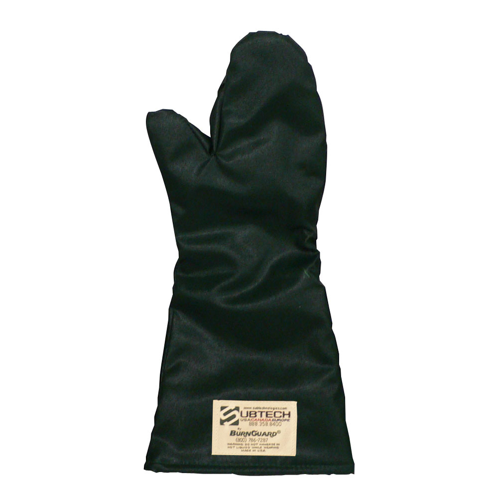 "Tucker Safety - 18"" QuicKlean Oven Mitt (Lrg) 